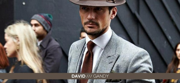 David Gandy Fashion