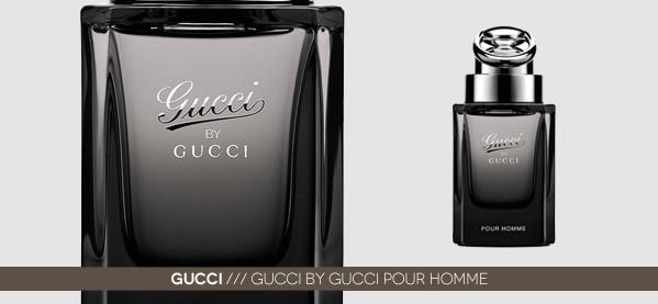 Gucci By Gucci Pour Homme Men's Cologne