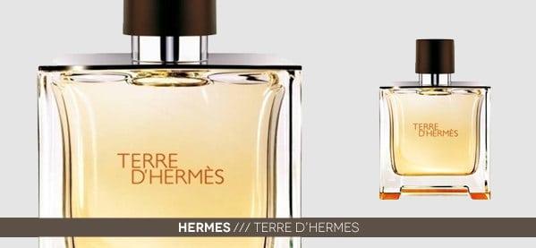 Hermes Terre D Hermes Men's Cologne