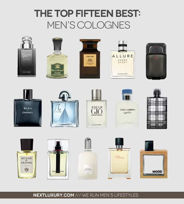 The Exploration Of The Top 15 Best Men's Cologne For 2013