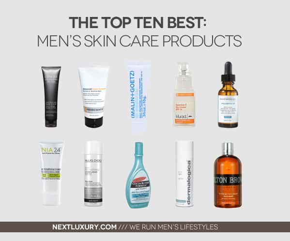 Top 10 Best 's Skin Care Products For 2013 - Next Luxury