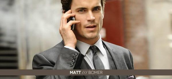 Matt Boomer