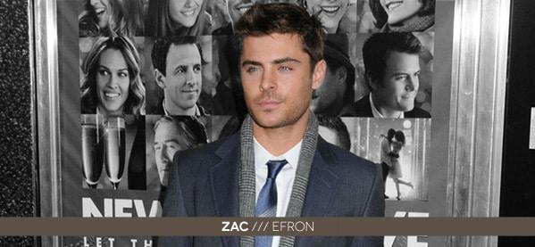 Zac Efron Style