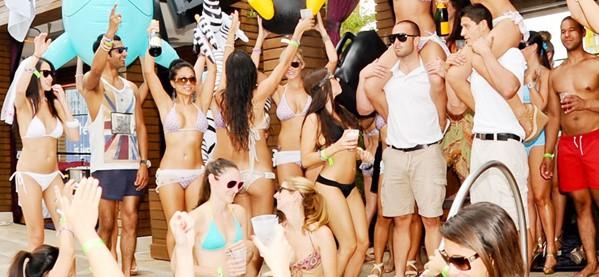 Best Las Vegas Pool Parties