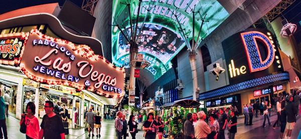 Fremount Street Las Vegas Nevada