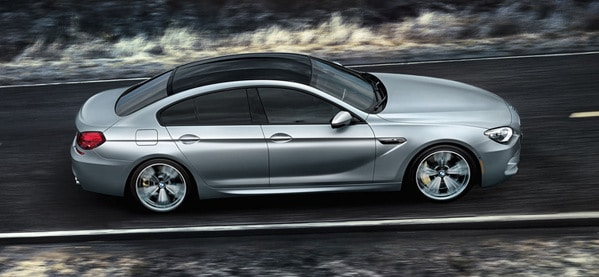 2014 BMW M6 Gran Coupe Side