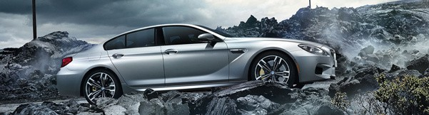 Luxury Meets Power With The 2014 BMW M6 Gran Coupe