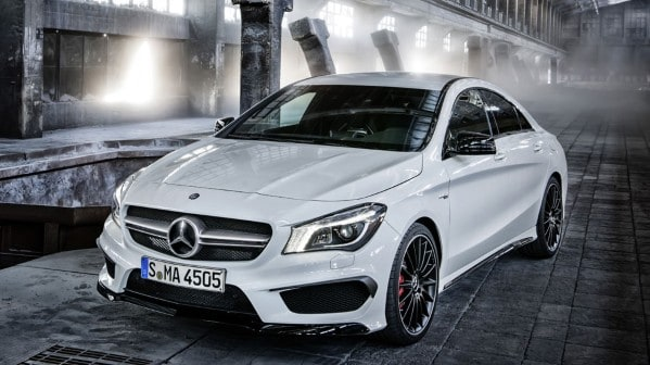 2014 Mercedes-Benz CLA 45 AMG Sedan