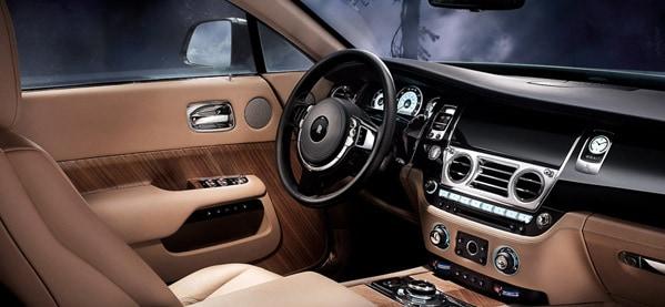 2014 Rolls Royce Wraith Interior