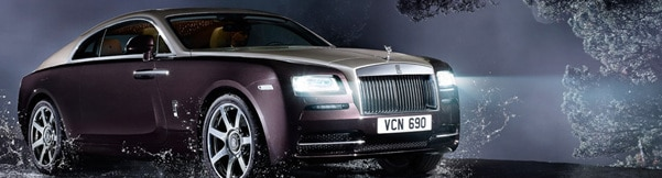 Shift Into Luxury With The 2014 Rolls-Royce Wraith