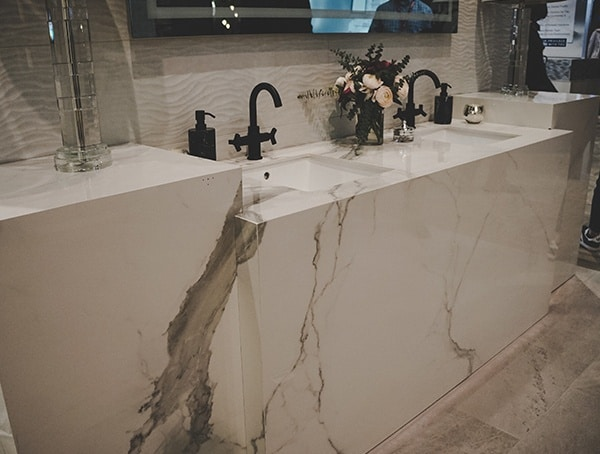 2019 Kitchen And Bath Show Vegas Marble Bath Vanity