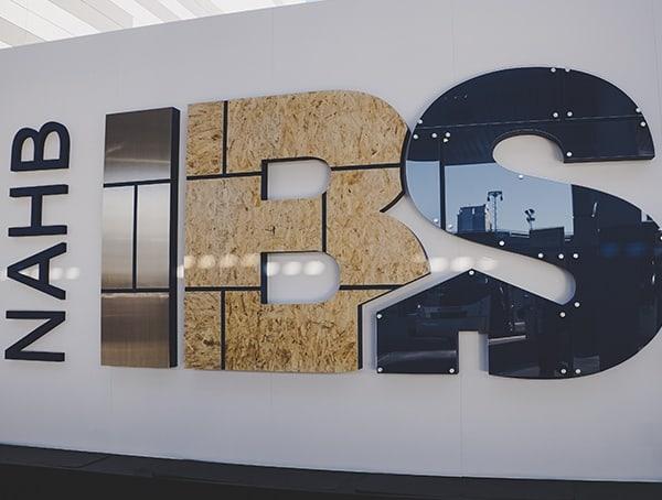 2019 Nahb Ibs Entrance Welcome Display