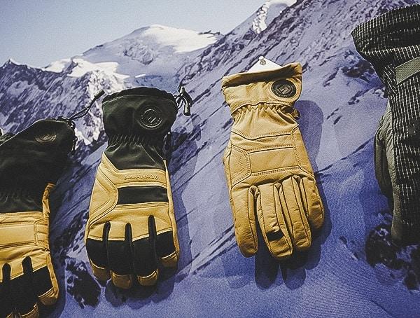 2019 Outdoor Retailer Snow Show Black Diamond Mens Skiing Gloves