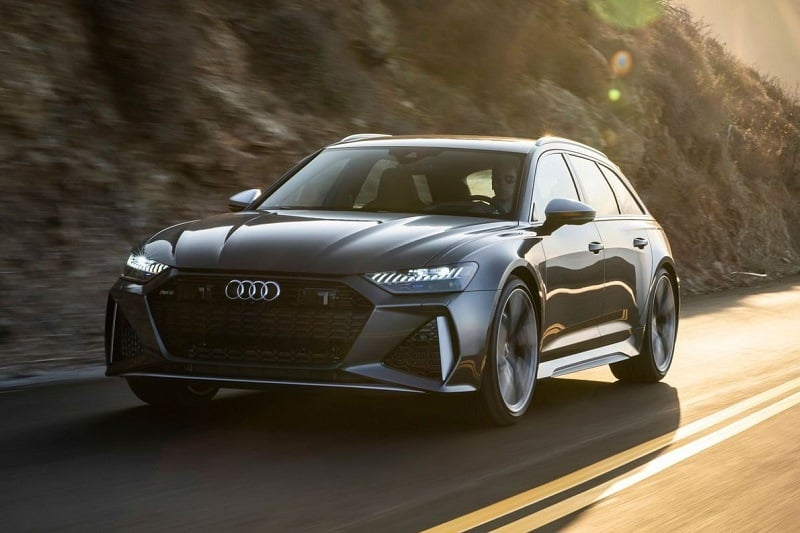 2021 Audi RS6 Avant Comes to North America 1