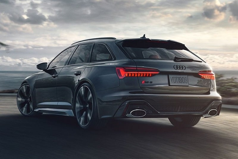 2021 Audi RS6 Avant Comes to North America 2