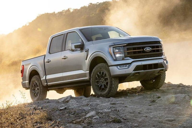 Ford's New 2021 F-150 Tremor 4×4 Is a Rugged Behemoth for Work or Play