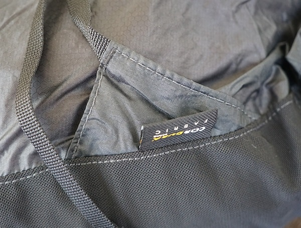 30d0cordura Ripstop Matador Freerain24 Backpack Detail