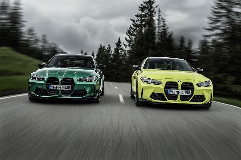 3+4= 2021 BMW M Series Reveals