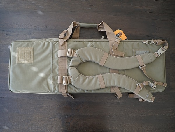 34 Liter 5 11 Tactical Vtac Mk 2 36 Inch Double Rifle Case Back