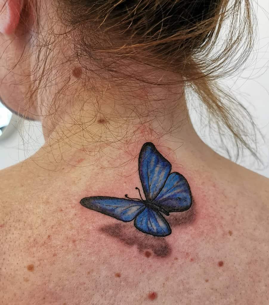 3D Blue Butterfly Tattoos tattoo_apprentice_lovenjoel