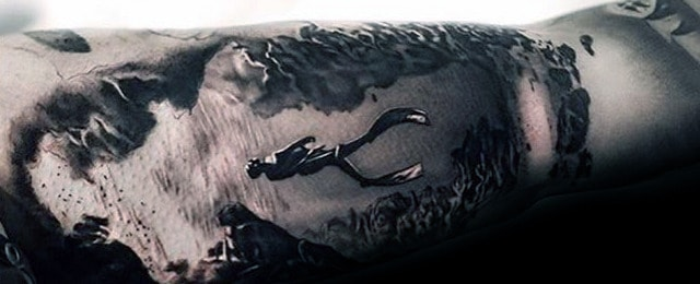 3d Arm Tattoos For Men