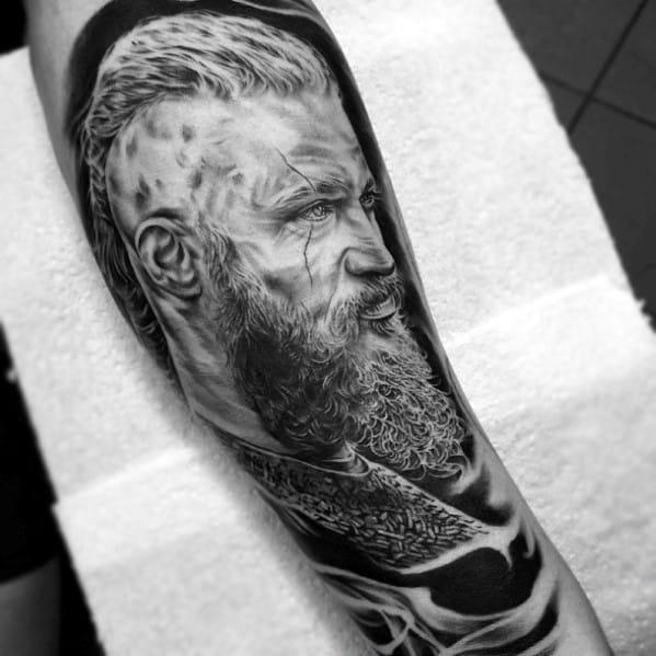 3d Forearm Guys Tattoo Ideas Ragnar Designs