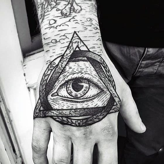 Top 53 Eye Of Providence Tattoo Ideas 2020 Inspiration Guide