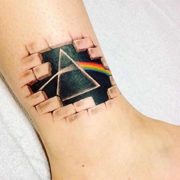 George Floyd Tattoo: 80 Pink Floyd Tattoos For Men