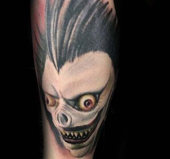 death tattoo designs for men - photo #36