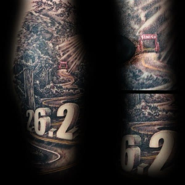 3d Mens Leg 26 2 Tattoo Designs