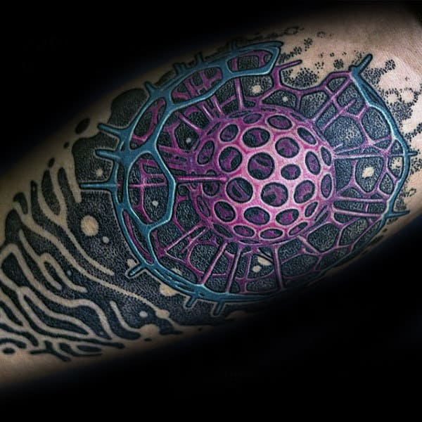 3d Science Unique Guy Tattoos On Arm