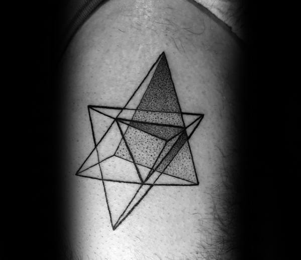 Top 51 Small Geometric Tattoo Ideas