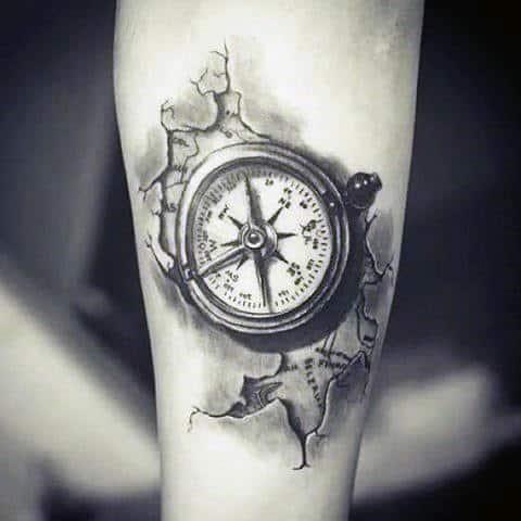 3D Tattooing For Men