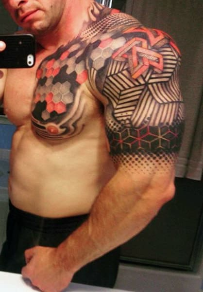 3D Tattoos For Guys