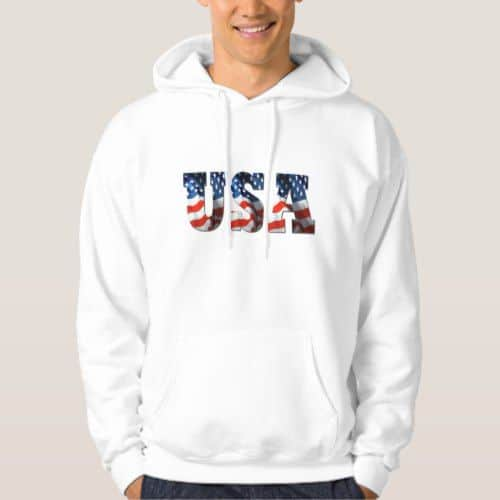 3d usa flag patriotic retro hoodie sweatshirt