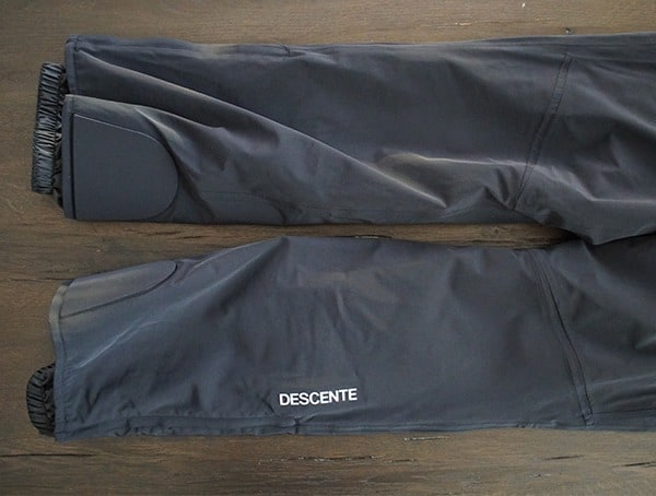 4 Way Strech Dermizax 20k Waterproof Mens Descente Swiss Ski Team Pant