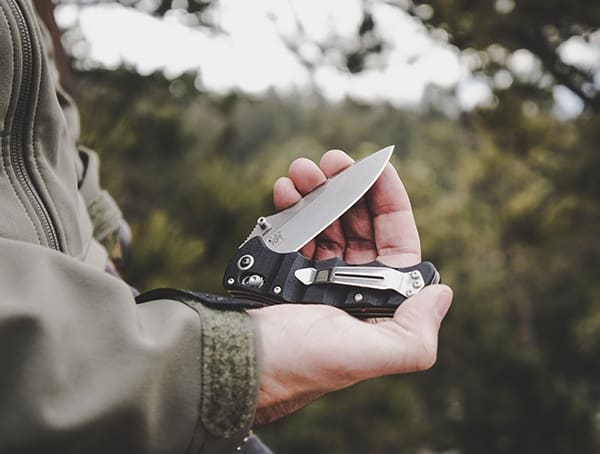 Benchmade Nakamura AXIS and Aller Knife Review – 484 and 380 Folding EDC Knives