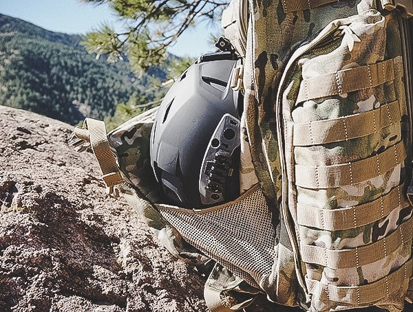 5 11 Rush72 Tactical Backpack With Helmet Carrier