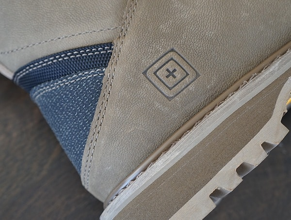 5 11 Tactical Logo Detail Mens Apex Waterproof Boots