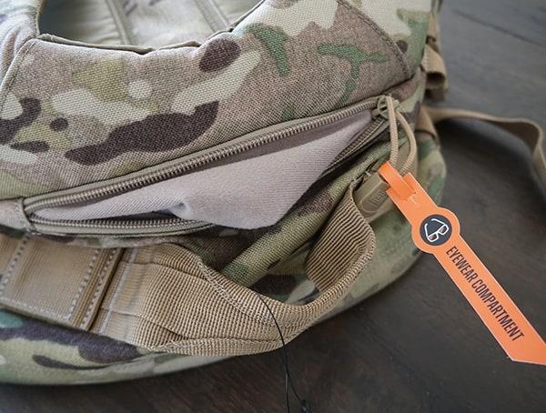 5 11 Tactical Rush72 Backpack Fleece Lined Sunglass Pocket