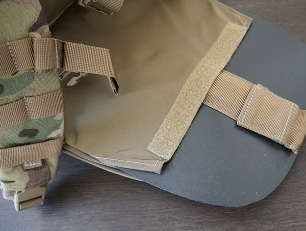 5 11 Tactical Rush72 Backpack Removeable Hard Plastic Panel