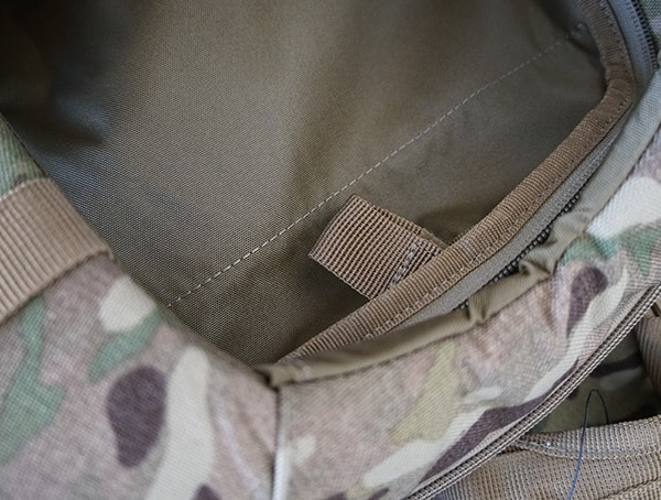 5 11 Tactical Rush72 Hydration Carrier Hang Tag Loop