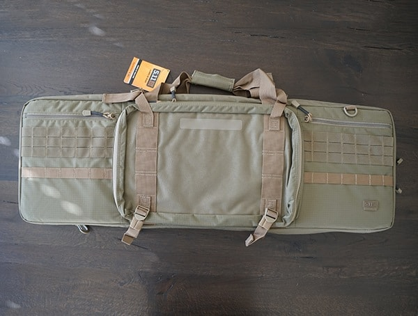 5 11 Tactical Vtac Mk 2 36 Inch Double Rifle Case Front
