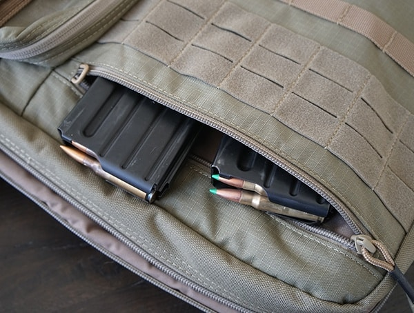 5 11 Tactical Vtac Mk 2 Rifle Case Ar Magazines In Side Pockets