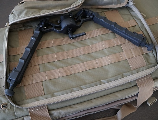 5 11 Tactical Vtac Mk 2 Rifle Case Front Storage Compartment Bipod