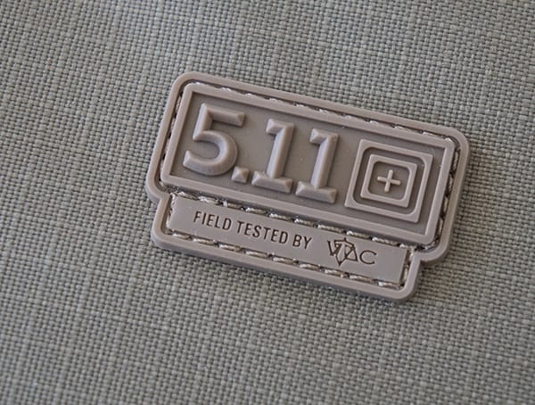 5 11 Tactical Vtac Mk 2 Rifle Case Rubber Patch