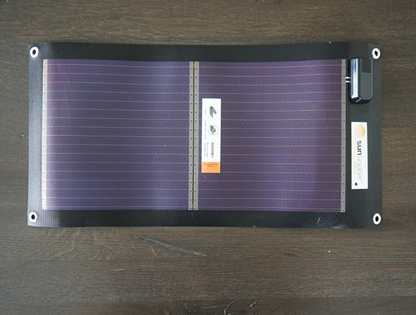 5 Watt Sunsoaker Solar Panel
