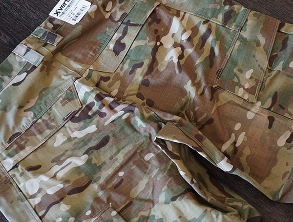50 50 Nyco Ripstop Design Vertx Recon Pants Review