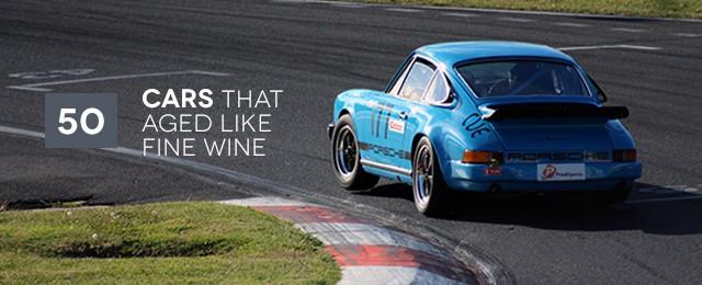 50 Cars That Aged Like Fine Wine