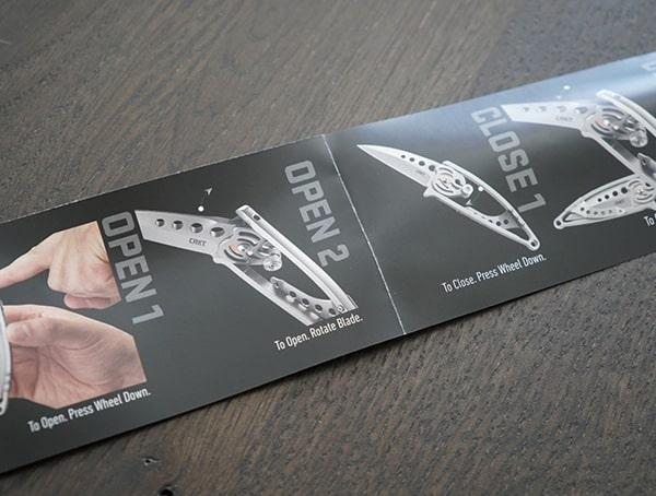 5102n Crkt Snap Lock Knife How It Works
